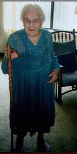 Hulda Crooks - legendary Grandma Whitney - mountaineer extraordinaire  Photo: http://fermi ...